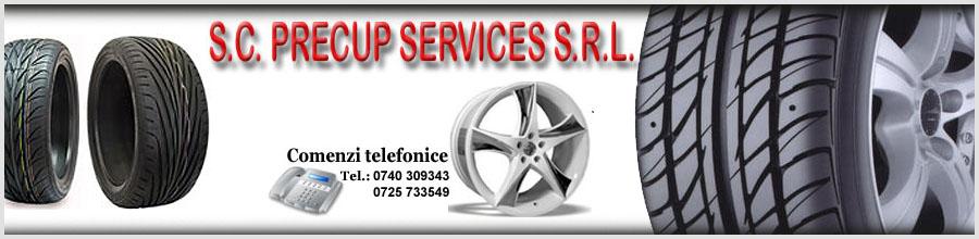 PRECUP SERVICES Logo