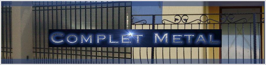 Complet Metal Logo