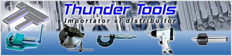 THUNDER TOOLS Logo