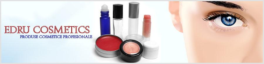 EDRU Cosmetics Logo