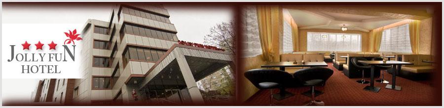 INTER BUSINESS Bucharest Hotel*** Logo