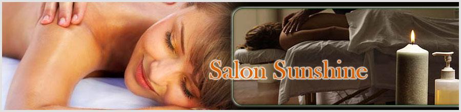 Sunshine Salon Logo