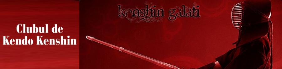 Clubul de Kendo Kenshin Logo