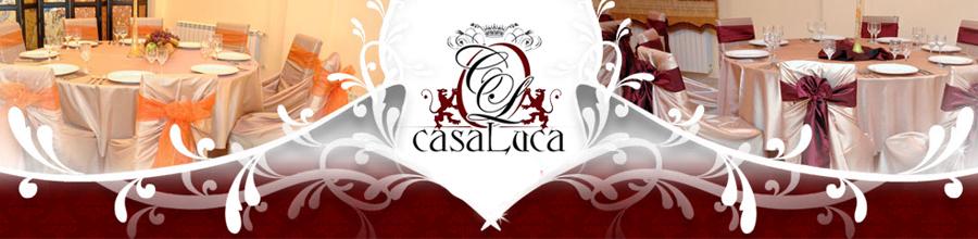 Restaurant Casa Luca organizari evenimente Logo