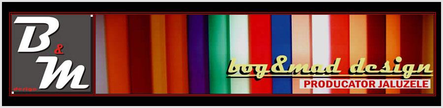 BOG & MAD DESIGN Logo