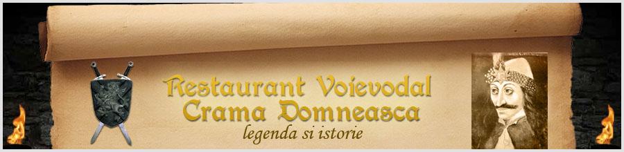 Restaurant Crama Domneasca Logo