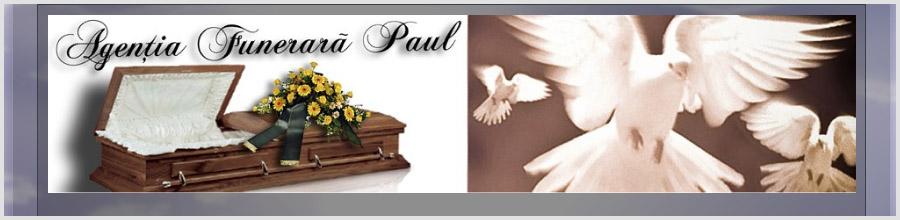 Agentia funerara Paul Logo