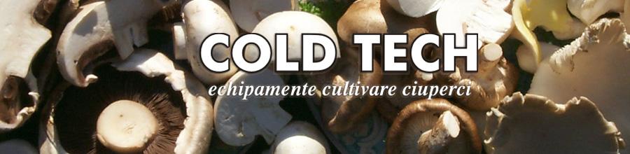 Cold Tech Servicii Bragadiru/Ilfov - Echipamente culturi de ciuperci Logo