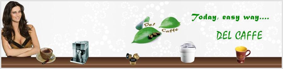 DEL CAFFE Logo
