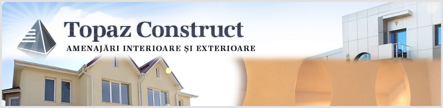 Topaz Construct, Baicoi / Prhova - Constructii si amenajari exterioare si interioare Logo