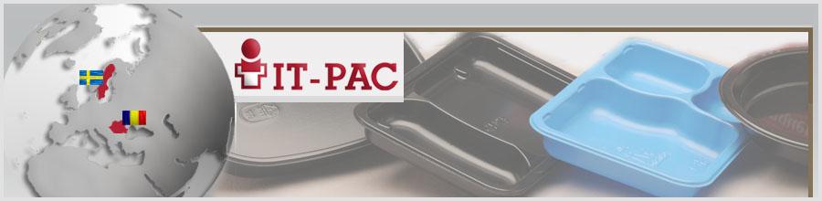IT-PAC ROMANIA Logo