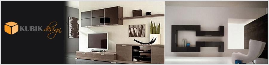 Kubik Furniture & Design - Mobilier la comanda, Bucuresti Logo