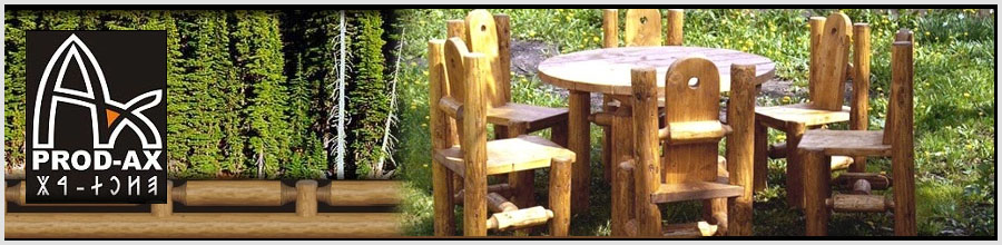 Prod-AX, Sfantu Gheorghe / Covasna - Mobilier din lemn pentru gradina Logo