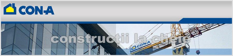 Con-A - Constructii civile si industriale, Selimbar / Sibiu Logo