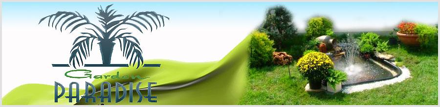 GARDEN PARADISE Logo