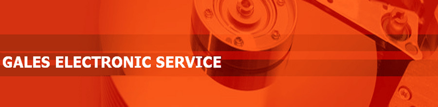 Gales Service Craiova - Reparatii electronice si electrocasnice Logo