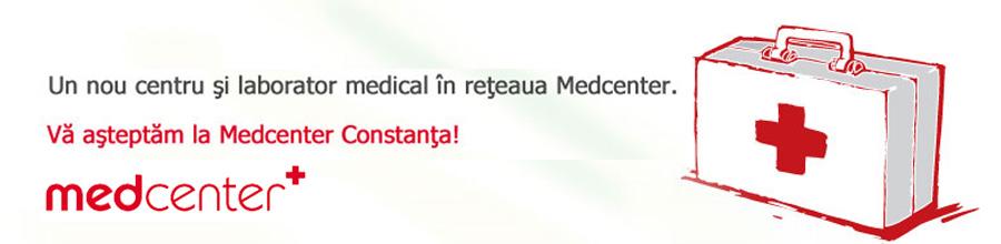 MEDCENTER CONSTANTA Logo