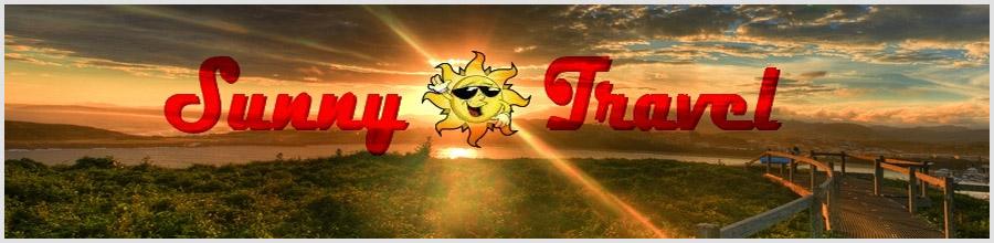Agentia de Turism Sunny Travel Logo