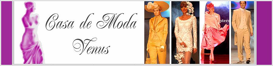 Casa de moda Venus Logo