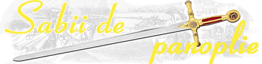 Sabii de panoplie Logo