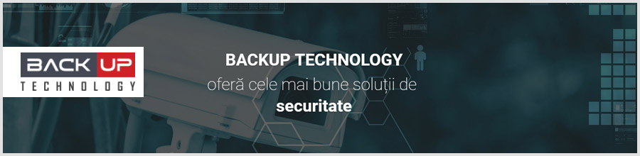 BACKUP TECHNOLOGY Logo
