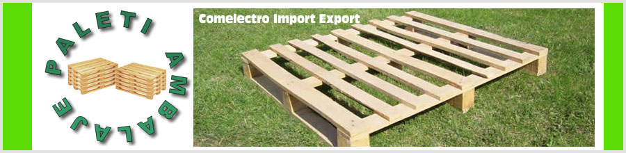 Comelectro Import Export Logo