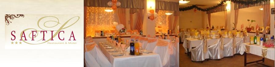 Saftica Resort - Hotel, Salon du Mariage Saftica, Ilfov Logo