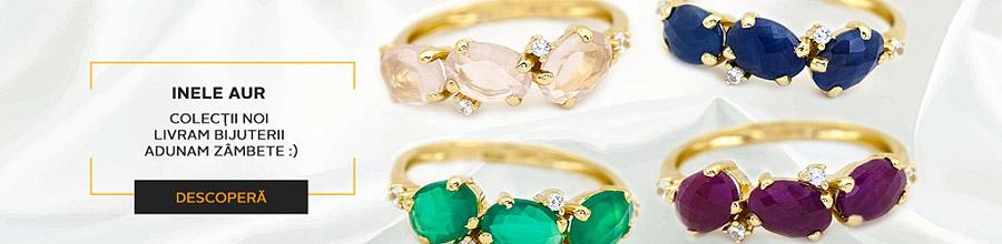 Bijuterii Ania - bijuterii din aur Bucuresti Logo