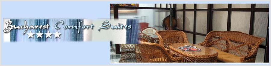BUCAREST COMFORT SUITES HOTEL 4* Logo