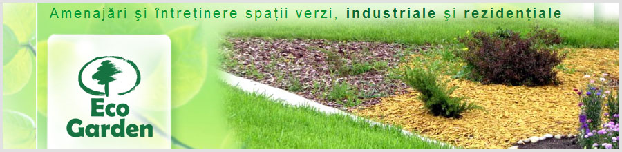 Eco Garden Construct, Cluj-Napoca - Amenajari spatii verzi Logo