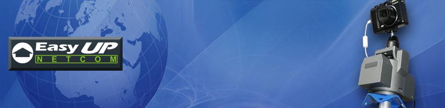 EASY UP NETCOM Logo