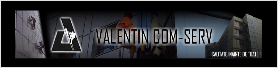 VALENTIN COM-SERV Logo
