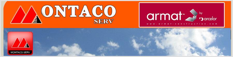 Montaco Serv, Ploiesti - Acoperisuri metalice Logo
