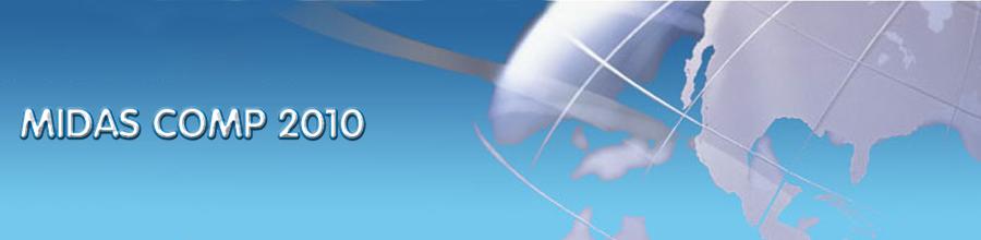 MIDAS COMP 2010 Logo