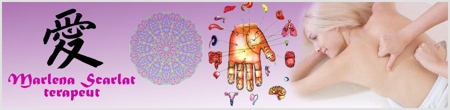 Marlena Scarlat - terapeut Logo