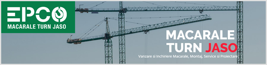 EPCO - Echipamente pentru Constructii macarale turn Ilfov Logo