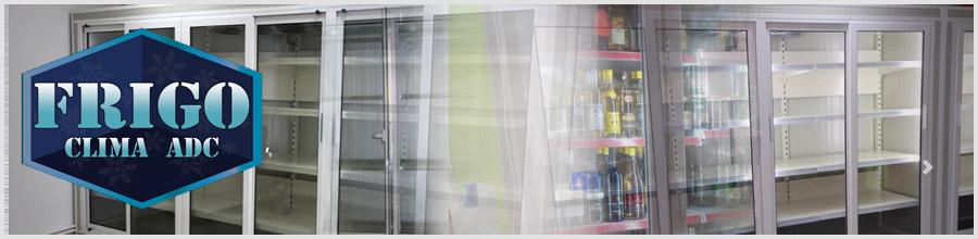 Frigo Clima ADC Bucuresti - Executie si service vitrine si camere frigorifice Logo