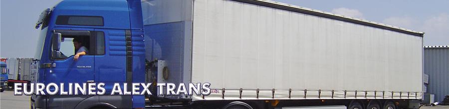 EUROLINES ALEX TRANS Logo