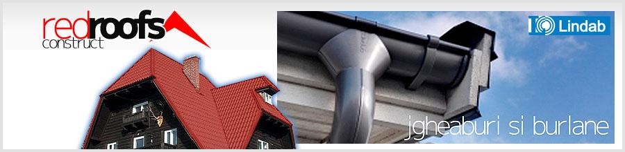Red Roofs Construct. Brasov - Sisteme de invelitori din tigla metalica Logo