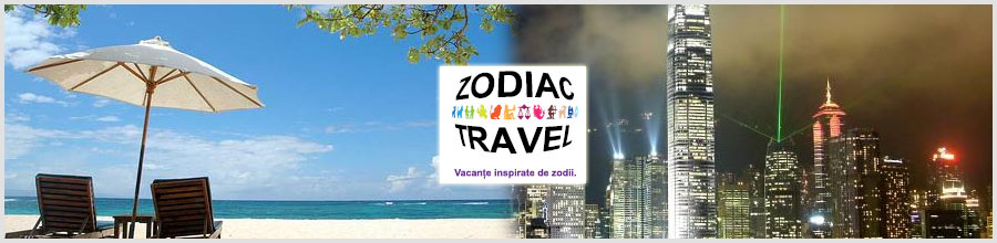 Zodiac Travel Logo