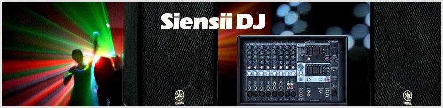 Siensii DJ Logo