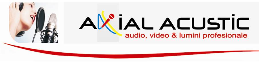 AXIAL ACUSTIC Logo