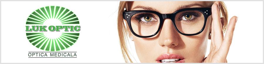 Cabinet Medical Luk Optic - oftalmologie, optica medicala Bucuresti Logo