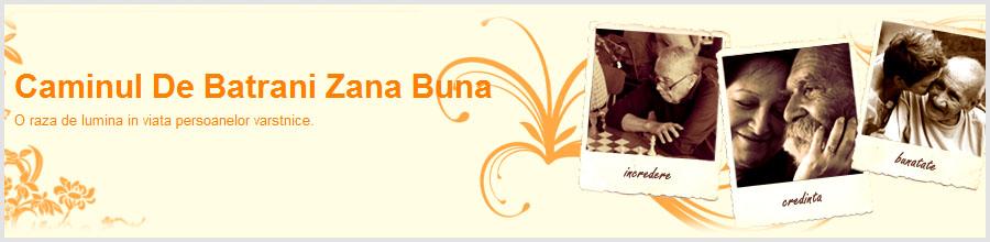 Camin de batrani Zana Buna Cluj Logo