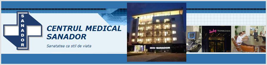 SANADOR Logo