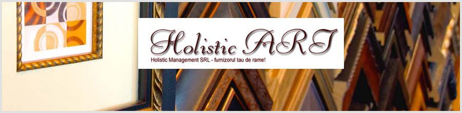 Holistic Management Bucuresti - Rame tablouri, inramare pe loc Logo