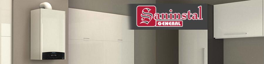 SANINSTAL Logo