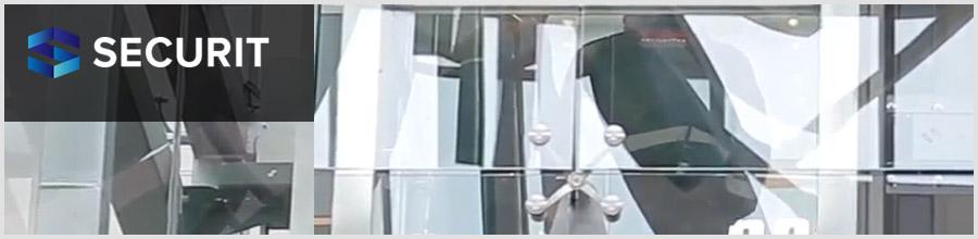 SECURIT realizare proiecte arhitectura si design pe baza de sticla Bucuresti Logo