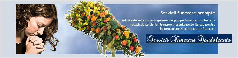 Servicii Funerare Condoleante Bucuresti Logo