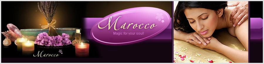 Marocco Beauty and Relax Logo